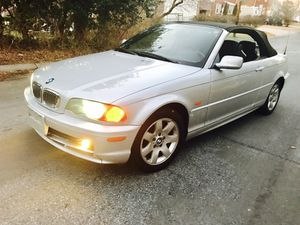 2001 BMW 325ci Convertible- ($1500 DOWN ) for Sale in Rockville, MD