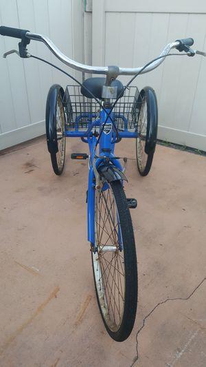 "Kent 26"" Monterey Folding Adult Trike, blue for Sale in Tampa, FL"