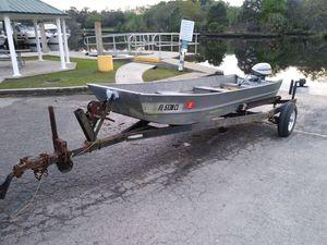 Jon boat for Sale in Jacksonville, FL