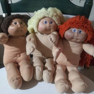 Vintage Cabbage Patch Dolls. for Sale in Arlington, TX