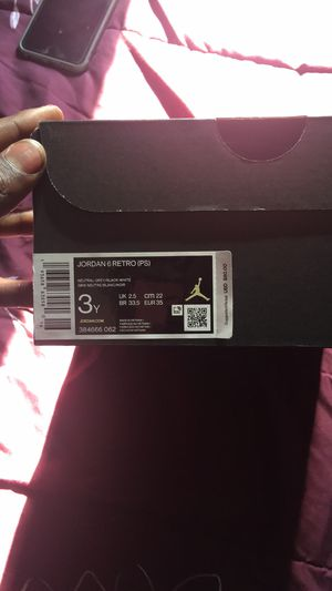 Jordan 6 hare PS for Sale in Wind Point, WI
