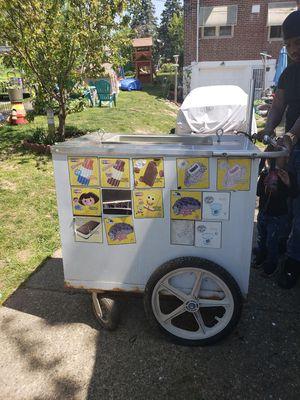 Mobile ice cream/Water ice freezer money maker for Sale in Philadelphia, PA