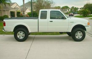 2OO2 Ford Ranger Drives smoothly for Sale in Cleveland, OH