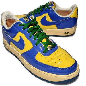 Air Force 1 Brazil World Cup 2006 for Sale in Los Angeles, CA