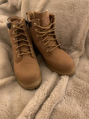 Fila size 13 work boots for Sale in Mesa, AZ