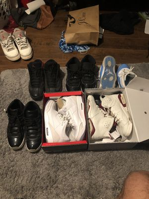 Jordan Trade for yeezys or Off white (Size 10.5) for Sale in Bristol, PA