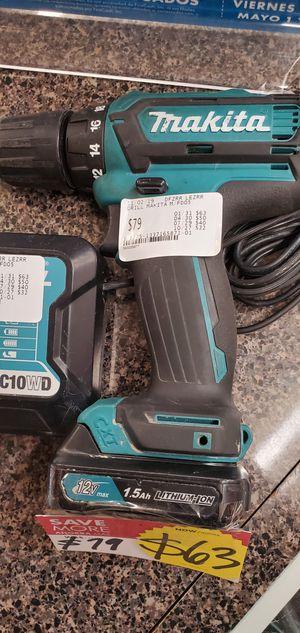 Makita 12v drill for Sale in Houston, TX