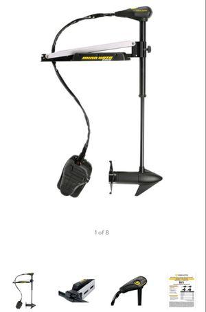 "Minn Kota Edge 45 lbs thrust 42"" in shaft bow mount trolling motor for Sale in Richland, WA"