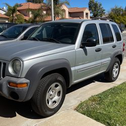 2003 Keep Liberty Sport 3.7 Engine for Sale in Moreno Valley,  CA