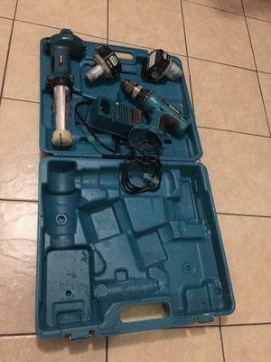 makita drill set for Sale in Bristol, IL
