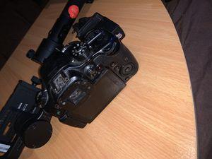 Panasonic lumix GH4 W/ Moza stabilizer for Sale in Philadelphia, PA