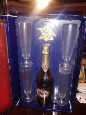 Budweiser holiday greeting set from budweiser for Sale in Saint Joseph, MO