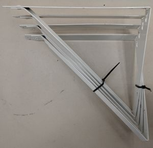 "EVERBILT 9"" SHELF BRACKETS - SET OF FOUR for Sale in Edgewood, WA"