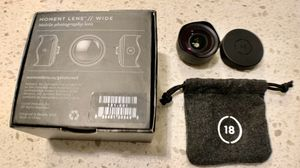 Moment Lens // Wide 18mm - for iPhone 6 for Sale in Buckeye, AZ