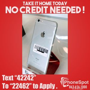 iPhone 6s Plus 16gb (No Finger Print) for Sale in Winter Haven, FL