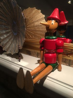 Wooden Pinocchio doll for Sale in Richardson, TX