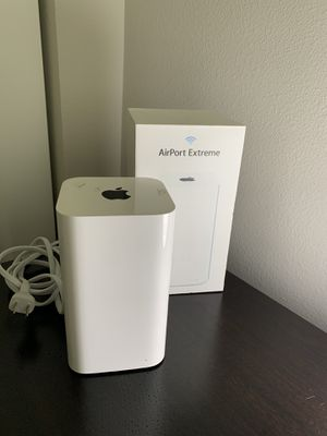 Apple router airport extreme for Sale in Bothell, WA