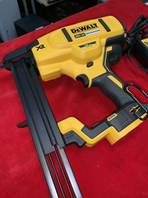 Dewalt nail gun for Sale in District Heights, MD