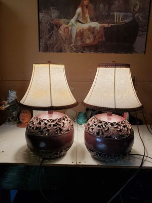 2 Lamp Shades Brentwood Collection New For Sale In