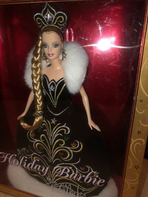 2006 Holiday Barbie Bob Mackie for Sale in Elgin, IL