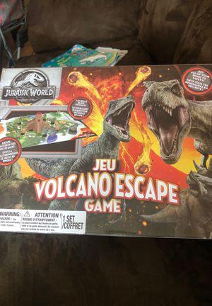 Jurassic World Volcano Escape Game for Sale in St. Petersburg, FL