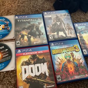 7 Games bundle cheap for Sale in Mesquite, TX