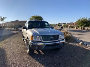 2003 Ford Ranger Super cab 4x4 for Sale in Queen Creek, AZ