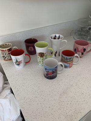 Disney mugs for Sale in Newport Beach, CA