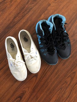 Men's Vans and Hyperdunks Size 11.5 for Sale in Paramount, CA