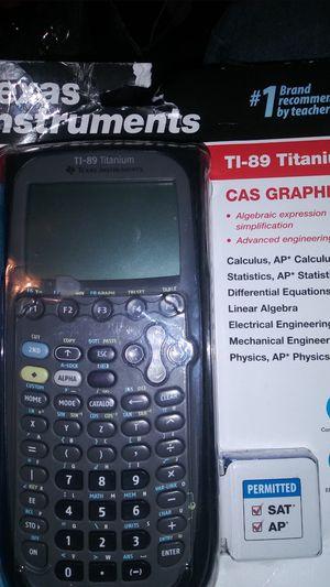 Ti 89 titanium for Sale in El Cajon, CA