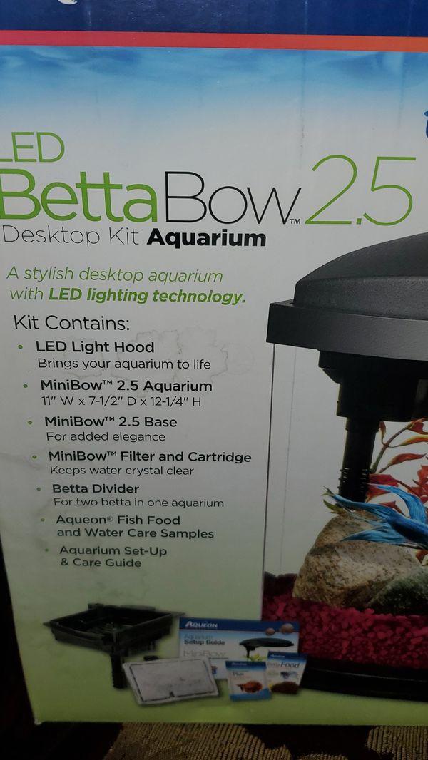 LED Betta Bow 2.5