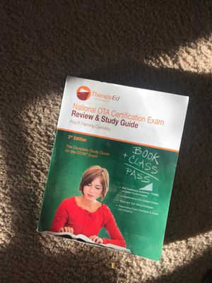Therapy Ed 3rd Edition for Sale in Virginia Beach, VA
