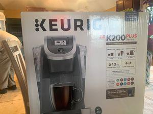 Keurig K200 plus series Brand new in box for Sale in Santa Ana, CA