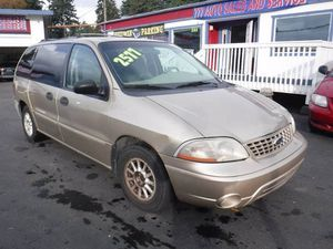 2001 Ford Windstar Wagon for Sale in Tacoma, WA
