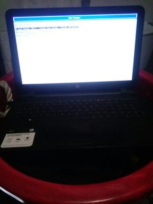 Hp notebook laptop for Sale in Columbus, OH