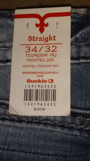 Rock Revival Montell Straight Jeans for Sale in Henderson, CO