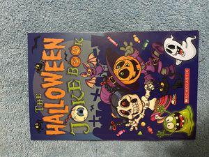 Brand new Halloween joke book for Sale in Wallingford, CT