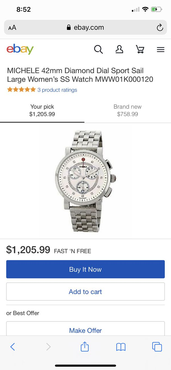 Michele Women's watch