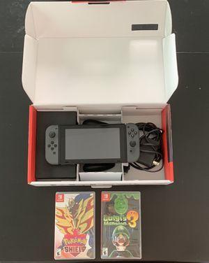 V2 Nintendo Switch Bundle for Sale in Winston-Salem, NC