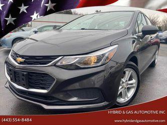 2017 Chevrolet Cruze for Sale in Aberdeen,  MD