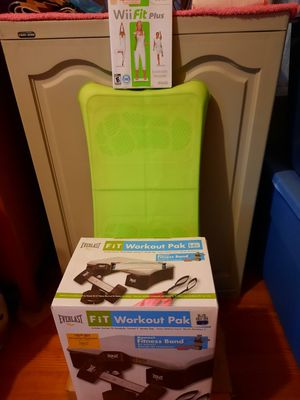 VIDEO Wii Fit workout Pak for Sale in Marysville, PA