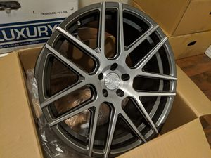 "New 19"" XO Luxury 5x112 Wheels Audi A4 A5 A6 A7 for Sale in Laurel, MD"