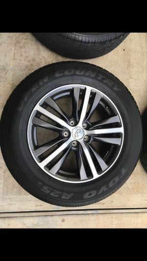 2019 2020 Infiniti QX60 Original Factory OEM Wheels ( Parts ) for Sale in Sugar Land, TX