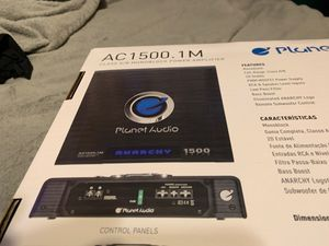 Planet audio for Sale in Odessa, TX
