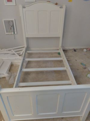 Bed Frame & Box Spring for Sale in Watertown, MA