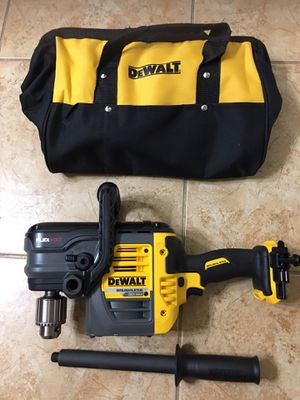 DEWALT FLEXVOLT 60-Volt MAX Lithium-Ion Cordless Brushless 1/2 in. Stud and Joist Drill ( Tool only ) for Sale in Phoenix, AZ
