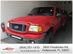 2004 Ford Ranger for Sale in Hollywood, FL