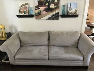 Couch, loveseat, chair & ottoman for Sale in Washington, DC