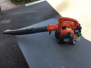 Husqvarna gas blower used make offers for Sale in East Norwich, NY