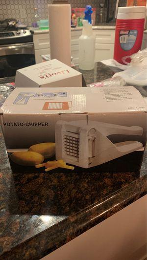 Potato Chipper Cutter for Sale in Cliffwood, NJ